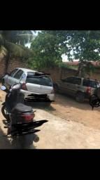 Alugo carro e moto com motorista - 2010