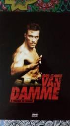 Box de 3 filmes do Van Damme