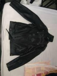Jaqueta de Couro Arnold