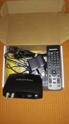 Vende-se conversor se me Novo com entrda HD MI + antena