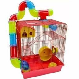 Gaiola de Hamster com labirinto