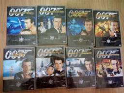 Coleção 20 Dvds James Bond 007 + Dvd Cassino Royale