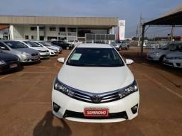 Toyota/corolla xei 2.0 at - 2015