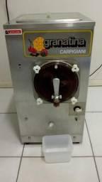Maquina de milk shake carpigiani granatin