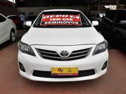 Corolla GLI 1.8 automático completo! - 2013