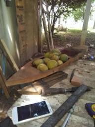 Leia a descrição fabricação de Rabeta e Canoas