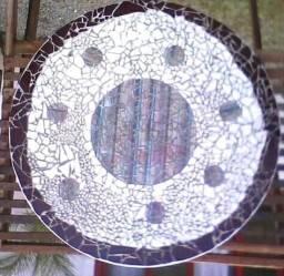 Mandala gigante/Quadro