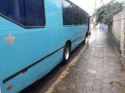 Ônibus com ar condicionado gelando - 2004