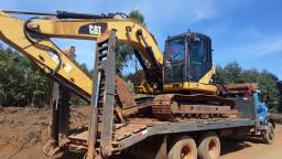 Escavadeira hidráulica 14t ano 2011