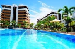 Apartamento no Paraíso do Atlântico com 107m² Mobiliado!!! 3 á 31 de Janeiro 2019