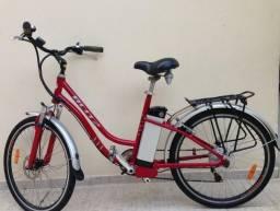 Bicicleta elétrica blitz galaxy nem caloi nem motocicleta