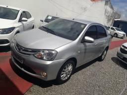 Etios sedan xls 1.5 2014 - 2014