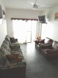 Apartamento 01 dormitório, frente mar, dependência de empregado