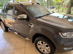 Ford Ranger Limited 3.2 Diesel 4x4 Único Dono - 2018