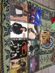 Vinis Michael Jackson e Jackson five