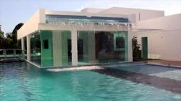 Casa 1200m² 8 suites no Cond. Encontro das Águas em Lauro de Freitas R$ 5.500.000,00