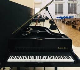 Piano de Cauda digital ou somente estrutura de piano de cauda