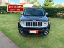 Jeep Renegade 1.8 Limited 2018/2018 Flex Automático - 2018