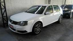 Golf Sporline 2010 1.6 Manual Blindado Único dono Extra