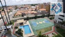 Apartamento à venda, 90 m² por R$ 470.000,00 - Vila União - Fortaleza/CE
