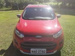 Ford EcoSport FREESTYLE 1.6 16V Flex 5p - Vermelho - 2016 - 2016