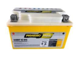Bateria Pioneiro Mbr10bs Honda Cb 600 Hornet 2008 diante Cb 500 Cb 650f Yamaha Mt-09 15/16