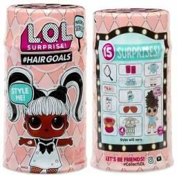 Boneca L.O.L. Surprise! Hair Goals / Makeover Série