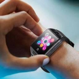 Smartwatch Relógio Inteligente Q18 Android