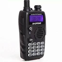 Rádio Baofeng A-52 Dual Band Uhf/Vhf 136-174/400-520 HZ WalkieTalkie
