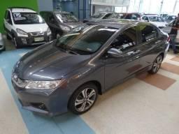 City EX Flex Automático - Revisões na Honda + Baixa KM - 2015