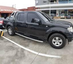 Frontier XE 12/13 Diesel(ac. troca carro) - 2013