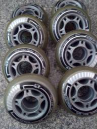 Rodas patins traxart 72 mm 82a