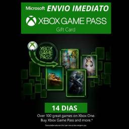 Xbox Game Pass Ultimate 14dias/key Original-envio Imediato