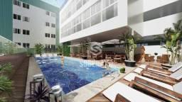 Apartamento com 2 dormitórios à venda, 52 m² por R$ 182.000 - Jardim Cidade Universitária