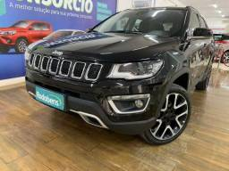 COMPASS 2018/2018 2.0 16V DIESEL LIMITED 4X4 AUTOMATICO