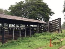 Rural fazenda com 3 quartos - Bairro Setor Central em Jussara