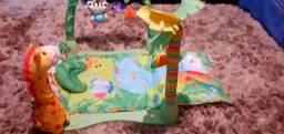 Tapetes interativos para bebês
