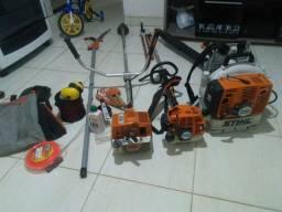 Vendo  equipamentos para jardinagem