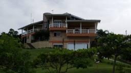 Casa alto padrão, vista para o mar