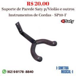 Suporte de Parede Satypara Violão e outros Instrumentos de Cordas