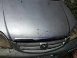 Honda civic 2003 automático (vende se câmbio ) - 2002