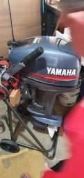 Motor Yamaha 15 HP ano 2007