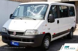 Vila Rica Seminovos - Fiat Ducato Minibus, 2016, Completo, 16 Lugares, Teto Baixo