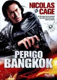 Perigo em Bangkok Dvd Original Novo Lacrado Dublado