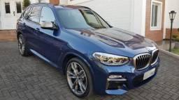 BMW X3 M40 2018 único dono!