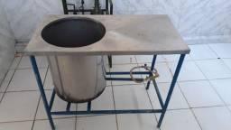 Maquinário completo para abatedouro de frango