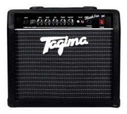 Amplificador Para Guitarra Tagima Black Fox 30