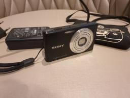 Máquina Fotográfica Sony cyber - short 14.1 mega pixeles