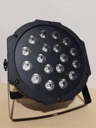 Luz para festa 18 LEDS