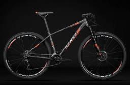 Bike bicicleta MTB sense rock evo 2020